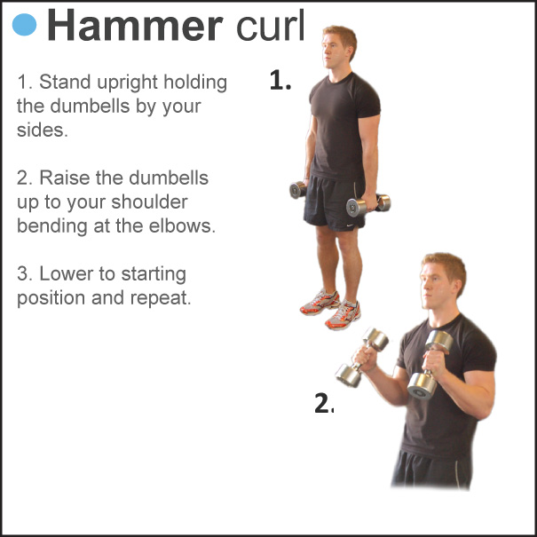 Hammer Curls Photos