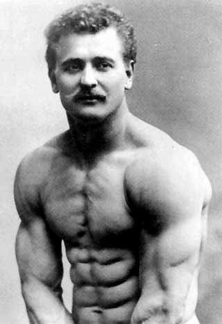 Sometimes referred to as The Father of Modern Bodybuilding
